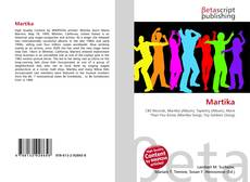 Bookcover of Martika