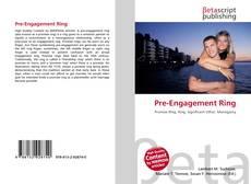 Pre-Engagement Ring的封面