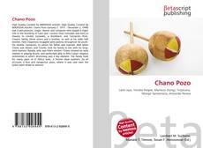 Bookcover of Chano Pozo