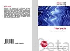 Buchcover von Alan Davie