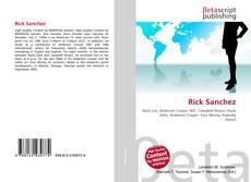 Bookcover of Rick Sanchez