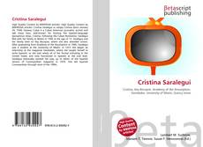 Bookcover of Cristina Saralegui
