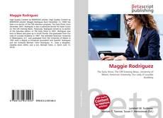 Обложка Maggie Rodriguez
