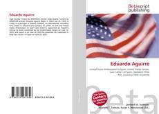 Copertina di Eduardo Aguirre
