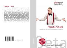 Bookcover of Preacher's Sons