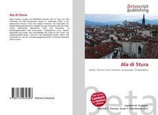 Bookcover of Ala di Stura