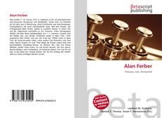 Buchcover von Alan Ferber