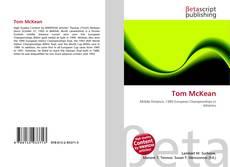 Buchcover von Tom McKean