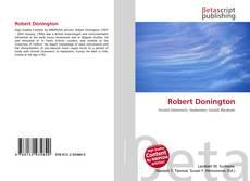 Couverture de Robert Donington