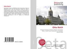 Buchcover von Otto Reich