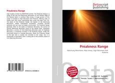 Preakness Range kitap kapağı