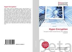 Bookcover of Hyper-Encryption