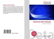 Bookcover of Nachman Ben-Yehuda