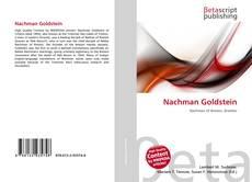 Bookcover of Nachman Goldstein