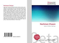 Bookcover of Nachman Chazan