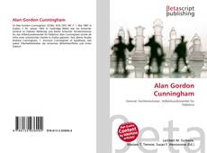 Alan Gordon Cunningham的封面