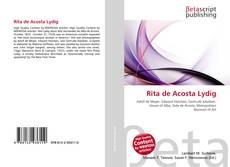 Capa do livro de Rita de Acosta Lydig