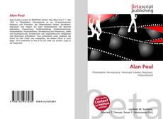 Buchcover von Alan Poul