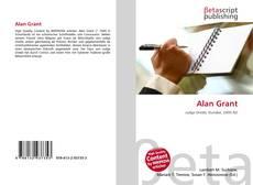 Bookcover of Alan Grant