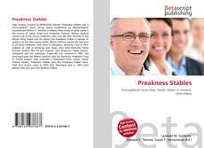 Preakness Stables kitap kapağı