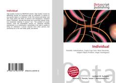 Bookcover of Individual