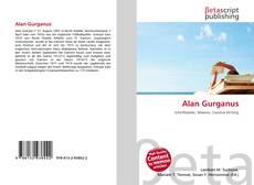 Alan Gurganus kitap kapağı