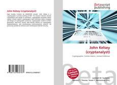 Buchcover von John Kelsey (cryptanalyst)