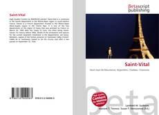 Buchcover von Saint-Vital