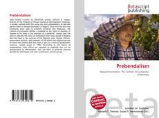 Bookcover of Prebendalism