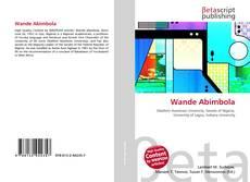 Wande Abimbola的封面
