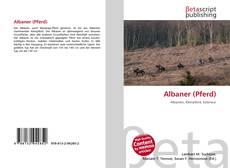Copertina di Albaner (Pferd)
