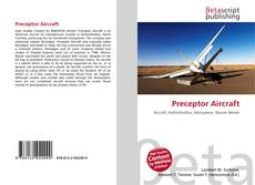 Bookcover of Preceptor Aircraft