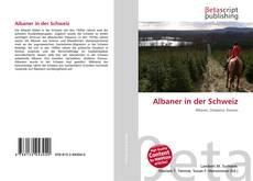 Copertina di Albaner in der Schweiz