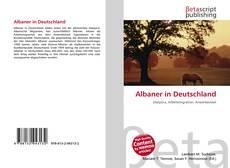 Copertina di Albaner in Deutschland