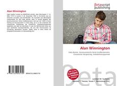 Bookcover of Alan Winnington