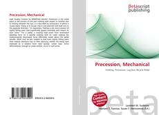 Precession, Mechanical的封面