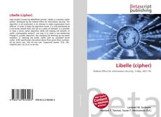 Couverture de Libelle (cipher)