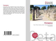 Bookcover of Panopeus
