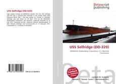 Portada del libro de USS Selfridge (DD-320)