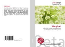 Alangium kitap kapağı