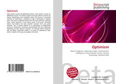 Bookcover of Optimism