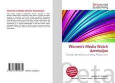 Capa do livro de Women's Media Watch Azerbaijan