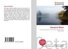 Buchcover von Socorro River