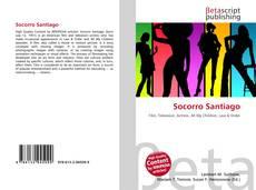 Buchcover von Socorro Santiago