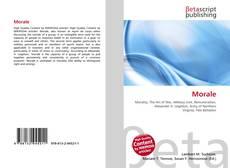 Bookcover of Morale