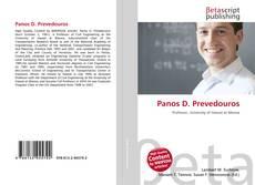 Bookcover of Panos D. Prevedouros