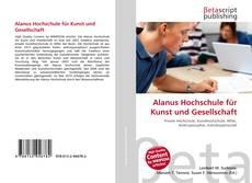 Alanus Hochschule für Kunst und Gesellschaft的封面
