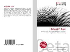 Bookcover of Robert F. Dorr