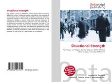 Bookcover of Situational Strength