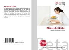 Bookcover of Albanische Küche